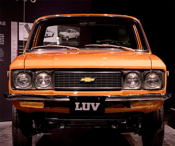 Chevrolet LUV 1972 シボレー いすゞ