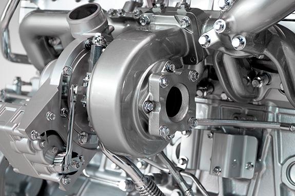 ISUZU 6HK1X いすゞ Turbocharger VGターボ VGSターボ