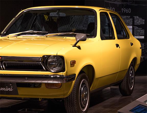 ISUZU GEMINI (PF50) いすゞ 初代ジェミニ