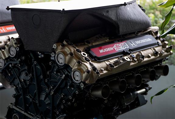 MUGEN 無限 MF301HE 2000 F1 Jordan GP EJ10