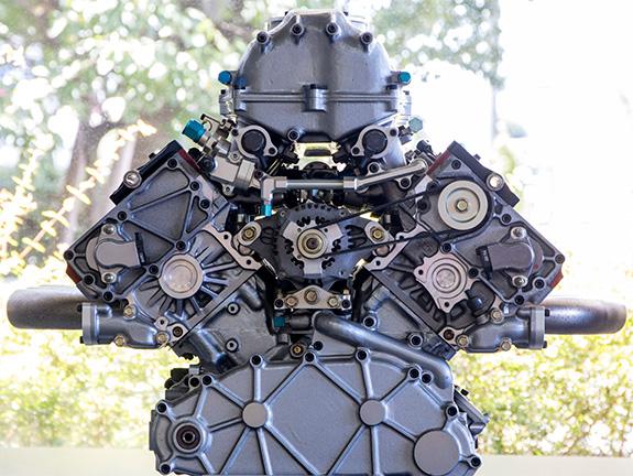 HONDA Indy V8 Turbo Engine ホンダ インディ V8ターボ エンジン