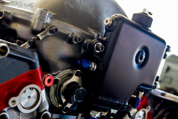 HONDA Indy V8 Turbo Engine ホンダ インディ V8ターボ エンジン HRK 1998