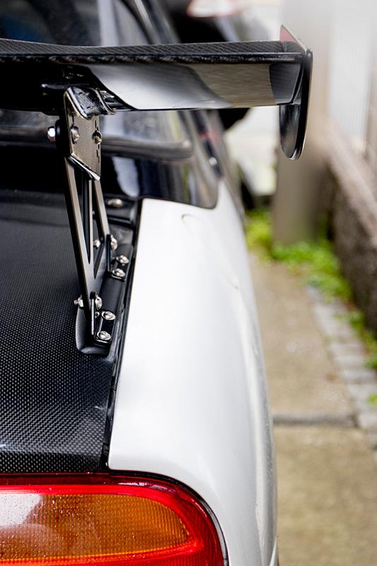 ホンダ・ビート Honda Beat VOLTEX TYPE1GTウイング ボルテックス