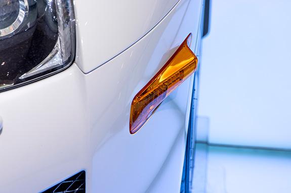Lexus LFA レクサス 空力 カナード ウインカー