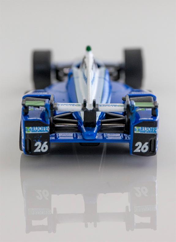 GreenLight Andretti Autosport 2017 Ruoff Home Mortgage 2017 Indianapolis 500 Champion グリーンライト アンドレッティ・オートスポーツ 26号車 佐藤琢磨 インディ500 優勝マシン モデルカー