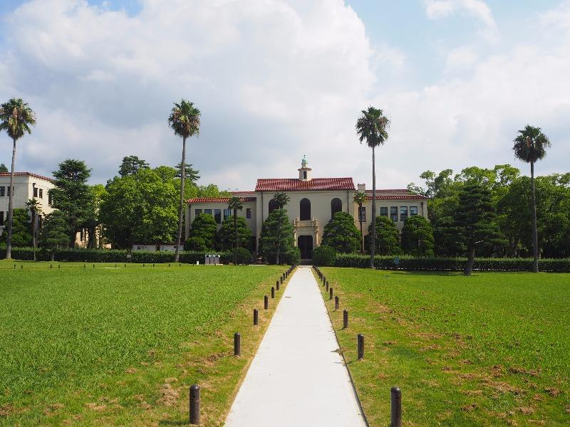 関西学院大学 西宮上ケ原キャンパス 神学部