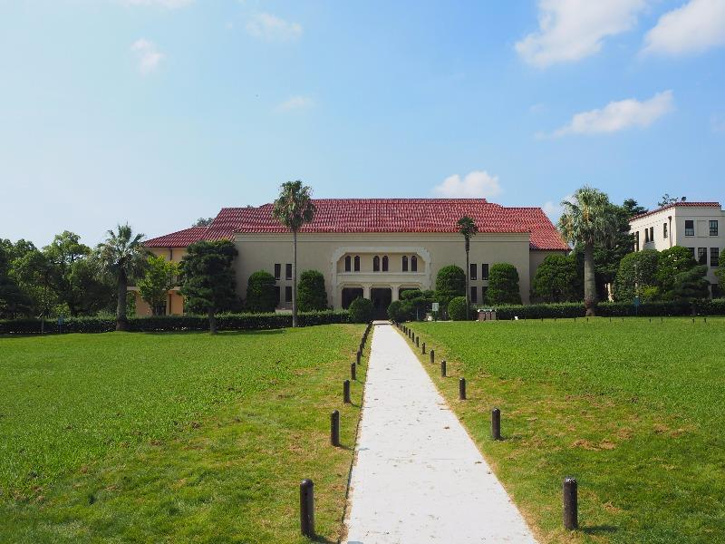 関西学院大学 西宮上ケ原キャンパス 中央講堂(125周年記念講堂)