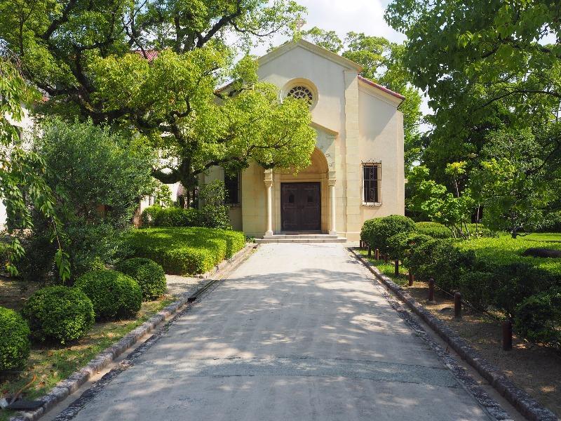 関西学院大学 西宮上ケ原キャンパス ランバス記念礼拝堂