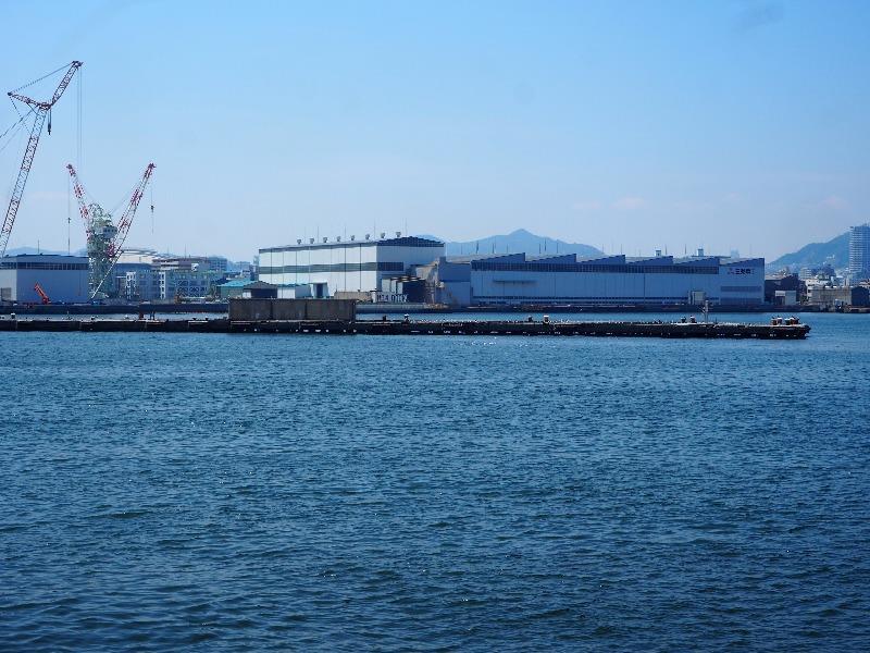 神戸ベイクルーズ ロイヤルプリンセス号 三菱重工業
