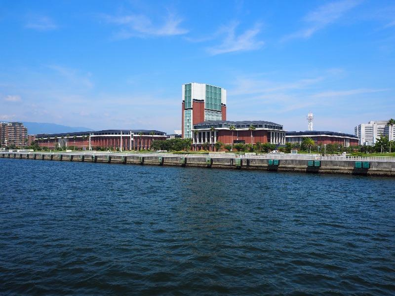 神戸ベイクルーズ ロイヤルプリンセス号 ポートアイランド 神戸学院大学