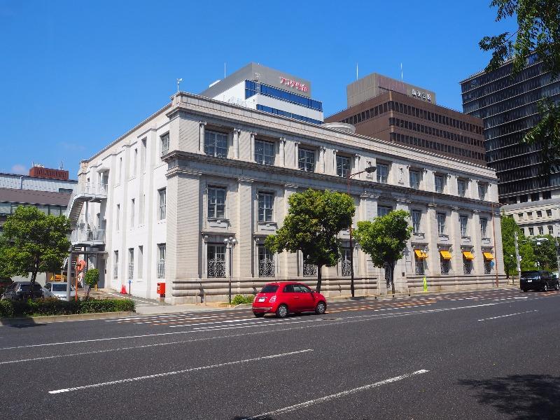 旧居留地 神戸郵船ビル