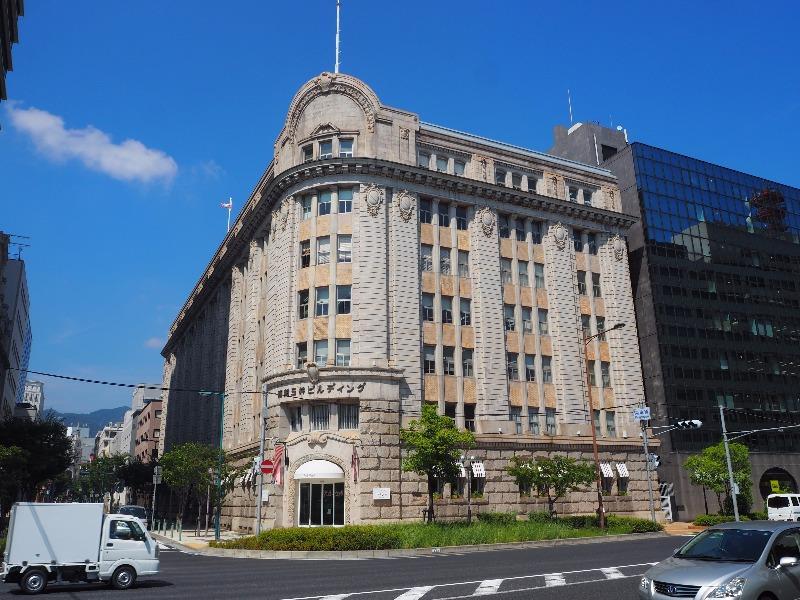 旧居留地 商船三井ビルディング