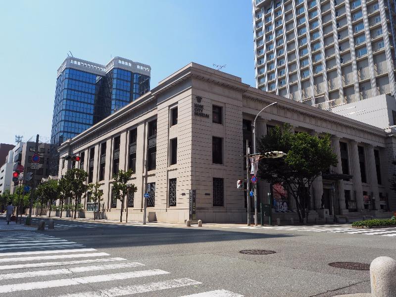 旧居留地 神戸市立博物館