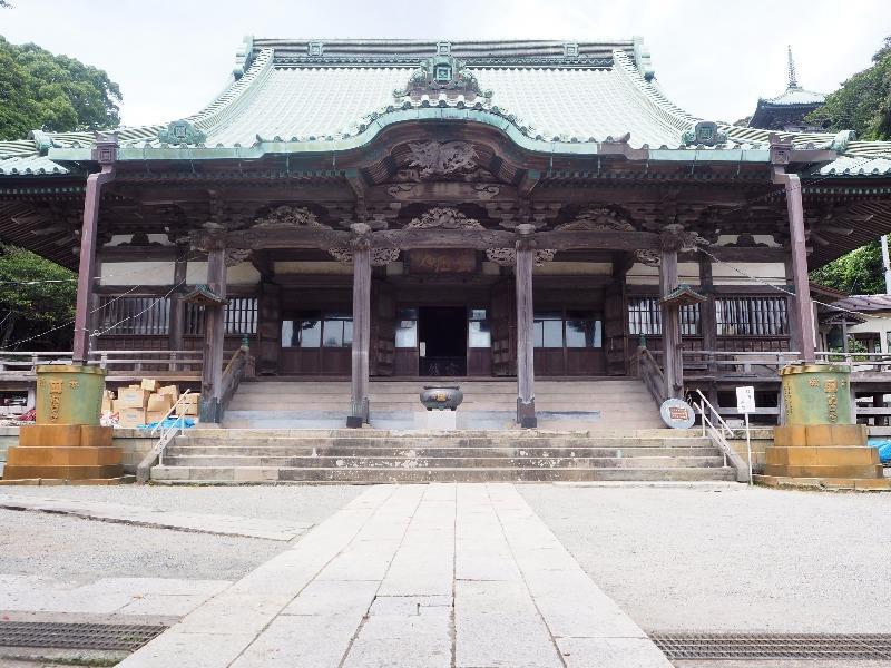 龍口寺 本堂