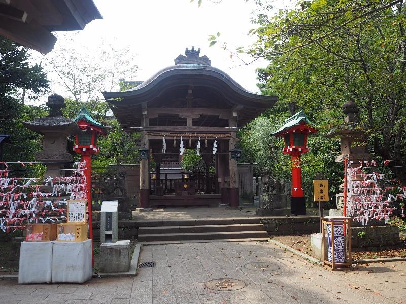江の島 江島神社(奥津宮)