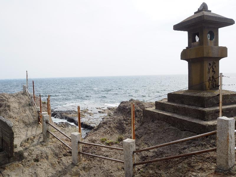 江の島 岩屋 稚児ヶ淵
