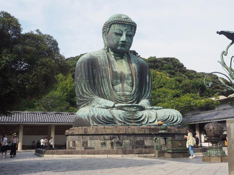 高徳院 鎌倉大仏 2カメ