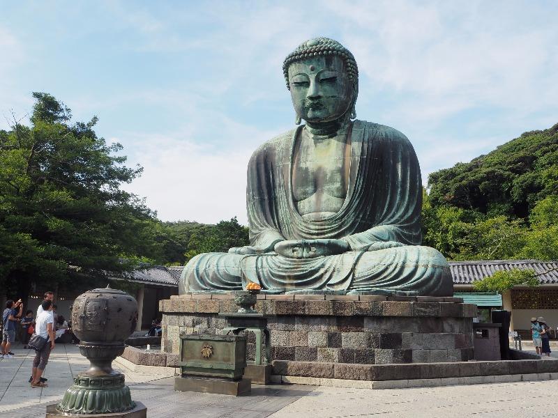 高徳院 鎌倉大仏 3カメ