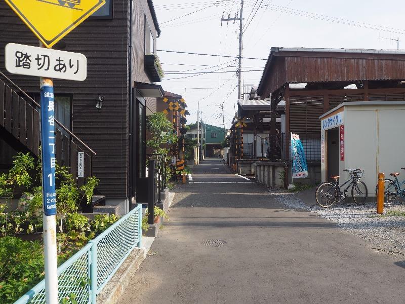 江ノ島電鉄 長谷駅 稲瀬川 新宿橋