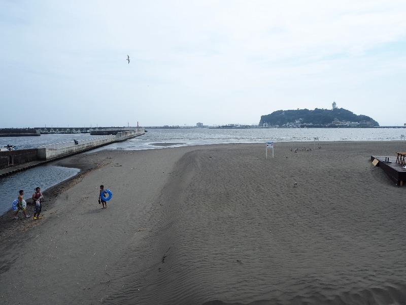 腰越海岸(2)