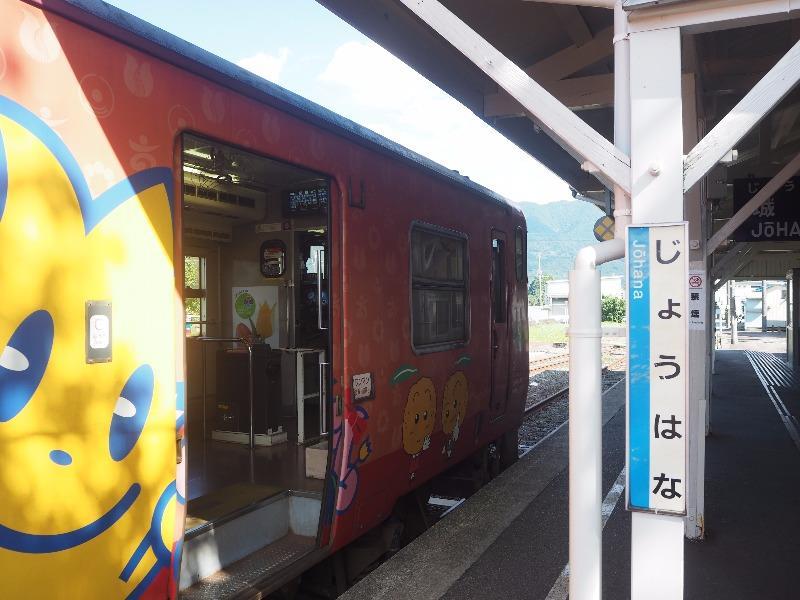 城端駅 キハ47形(1)