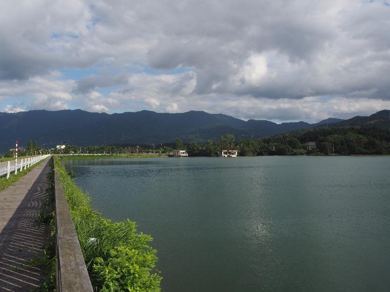桜ヶ池(2)