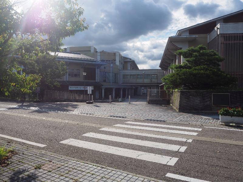 城端小学校