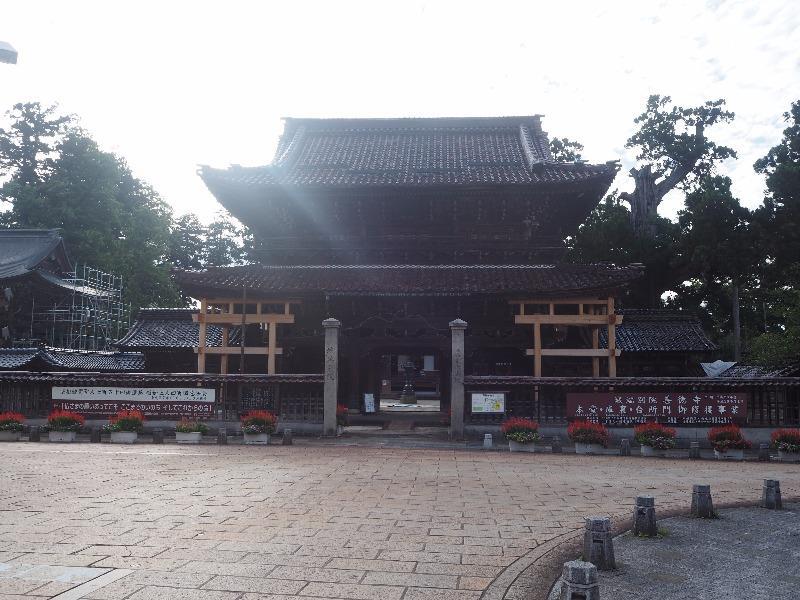善徳寺 山門