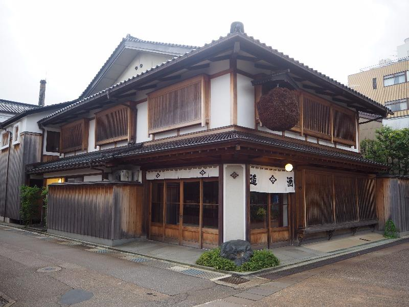岩瀬 枡田酒造店(満寿泉)