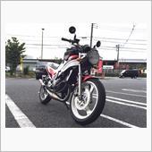 """""""ヤマハ TZR125""""の愛車アルバム"""