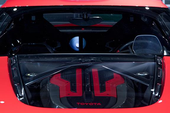 TOYOTA FT-1 Concept トヨタ FT-1 コンセプト 次期スープラ