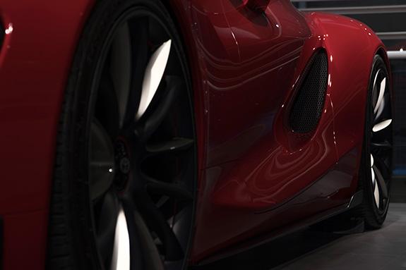 TOYOTA FT-1 Concept トヨタ FT-1コンセプト 次期スープラ