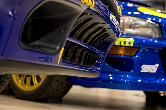 SUBARU Legacy RS WRC 1993 Rally New Zealand スバル・レガシィRS ラリー・ニュージーランド コリン・マクレー
