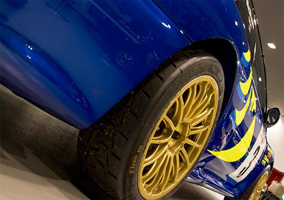 SUBARU Impreza 555 WRC 1998 Sanremo Rally スバル・インプレッサ 555 WRC サンレモ・ラリー