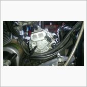 GSF1200   バンディット1200 オルタネーター流用&ダイレクトイグニッション加工取り付け