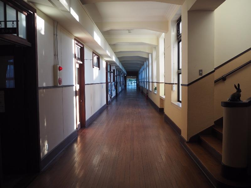 豊郷小学校 旧校舎群 1F(南)