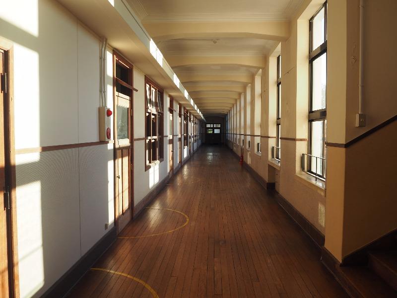豊郷小学校 旧校舎群 2F(南)