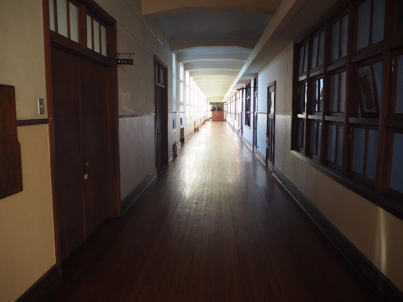 豊郷小学校 旧校舎群 2F(北)