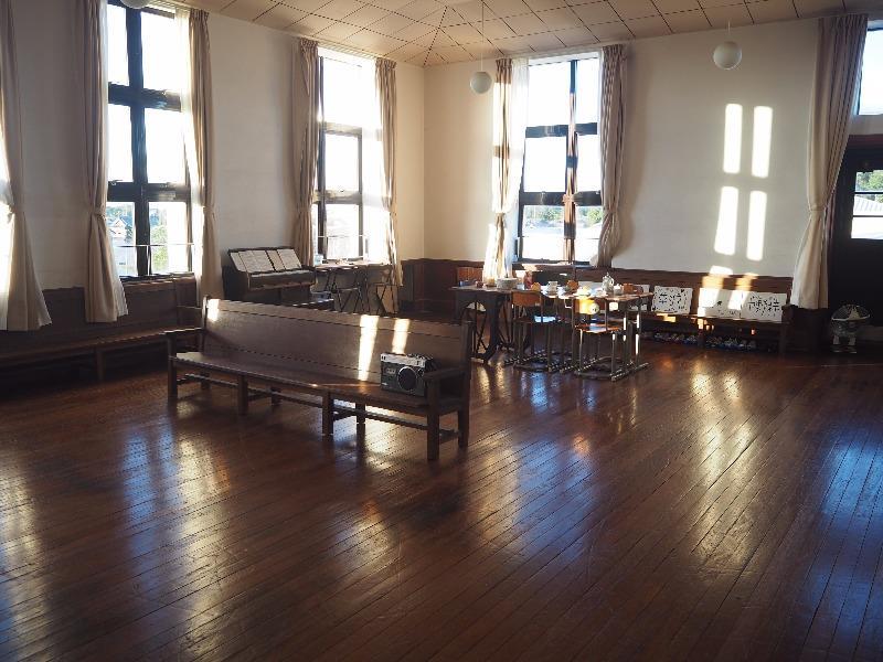 豊郷小学校 旧校舎群 3F 會議室