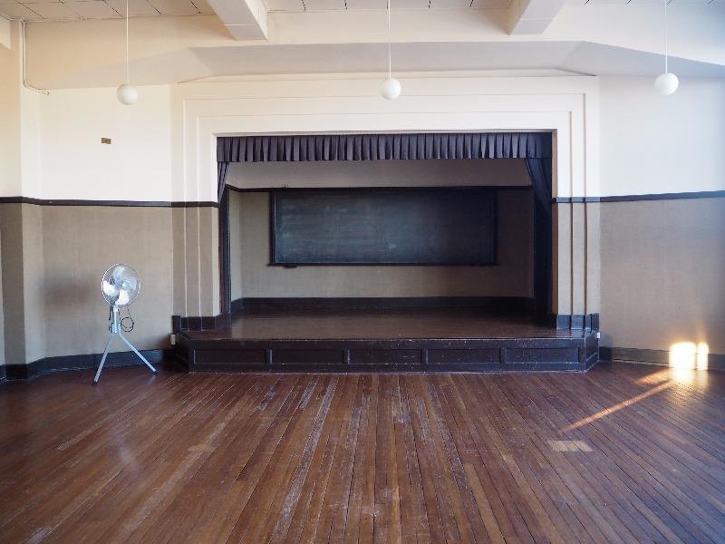 豊郷小学校 旧校舎群 3F 唱歌室