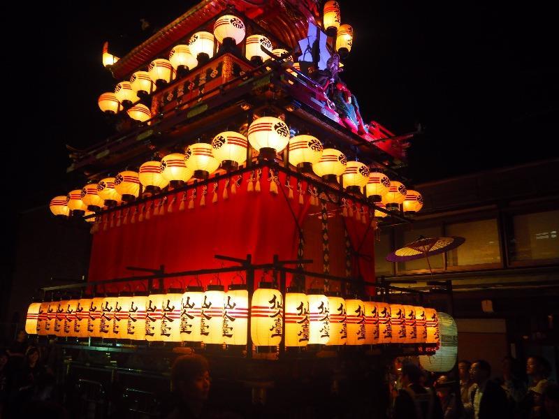 宵祭 仙人台