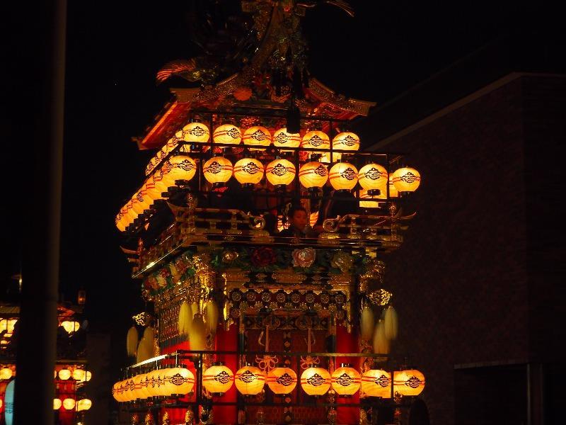 宵祭 豊明台