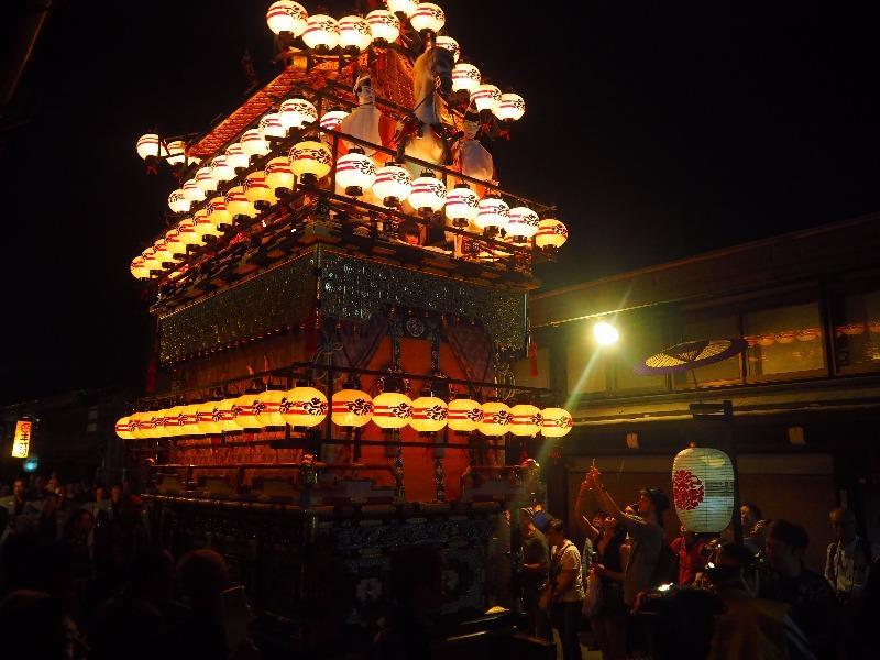 宵祭 神馬台