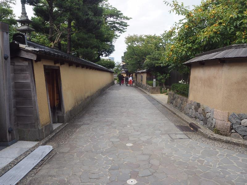 長町武家屋敷跡 長町界隈(1)