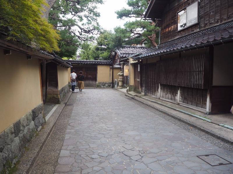 長町武家屋敷跡 長町界隈(2)