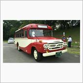 第4回松山ノーマルレトロ いすゞBXDボンバス