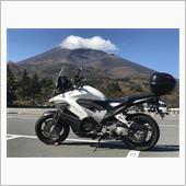 """""""ホンダ VFR800X MUGEN""""の愛車アルバム"""