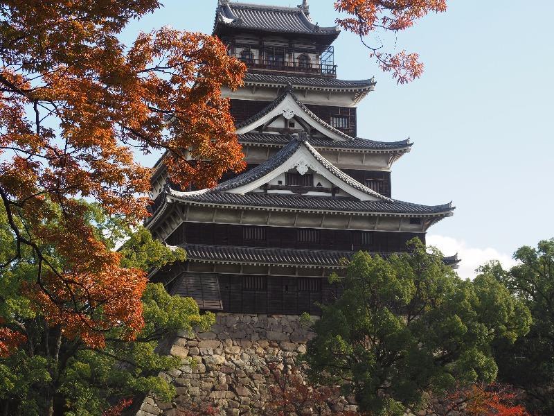 広島城 堀(2)
