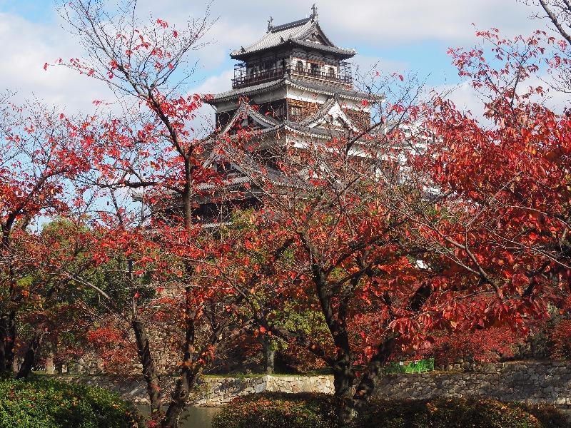 広島城 堀(3)