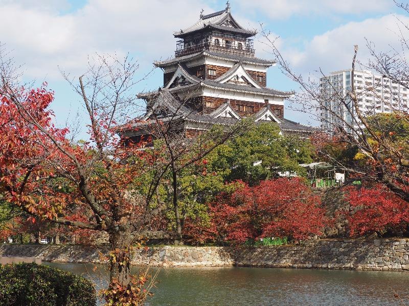 広島城 堀(4)